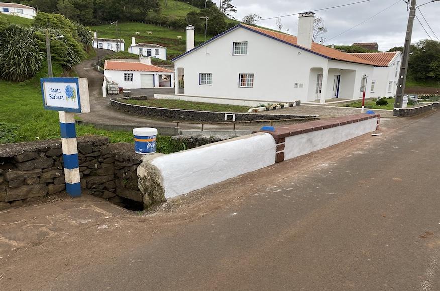 Reabilitação da Ponte de Santa Bárbara
